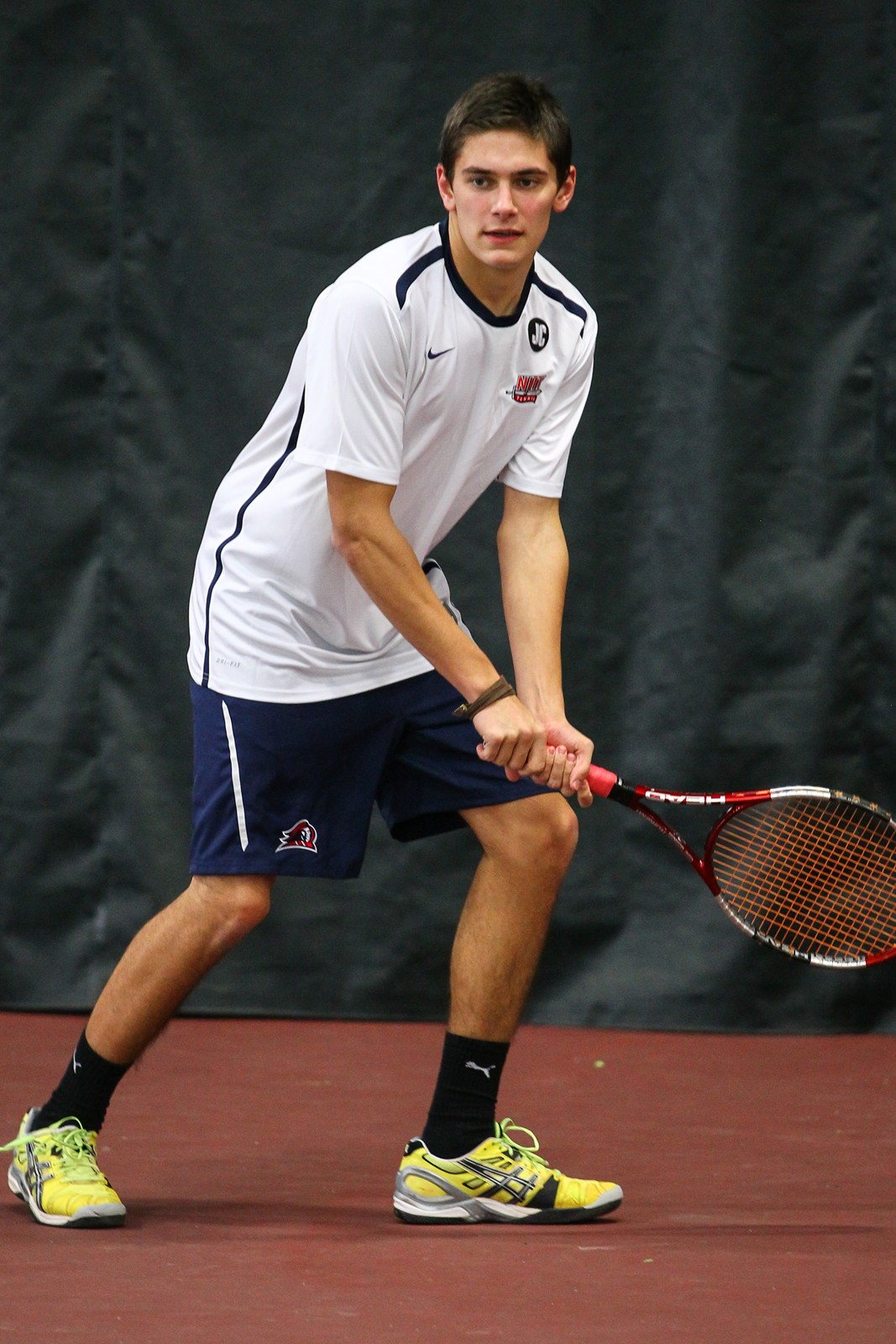 Schultz and Cimrman Represent NJIT at Ivy Plus Tournament