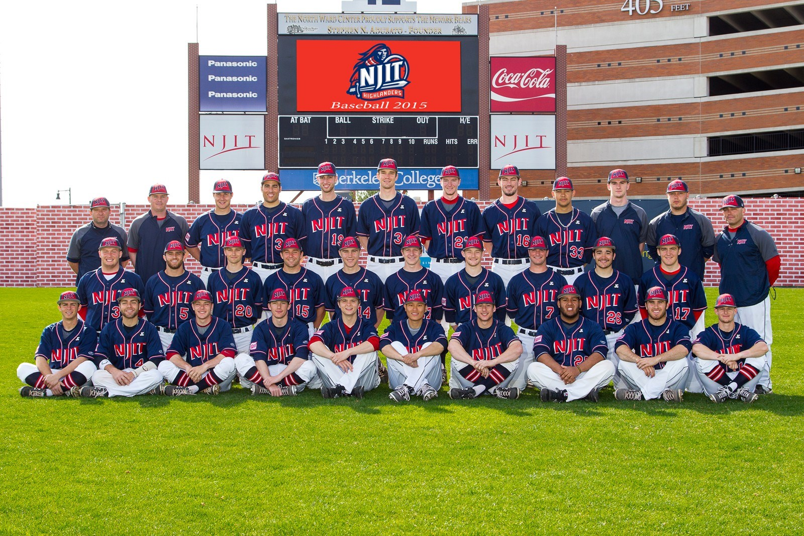 2015 Baseball Roster New Jersey Institute Of Technology Athletics