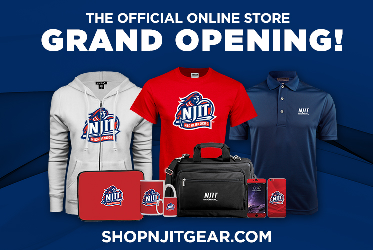 6a23f4e78 NJIT Athletics Launches New Online Merchandise Store at ShopNJITGear ...