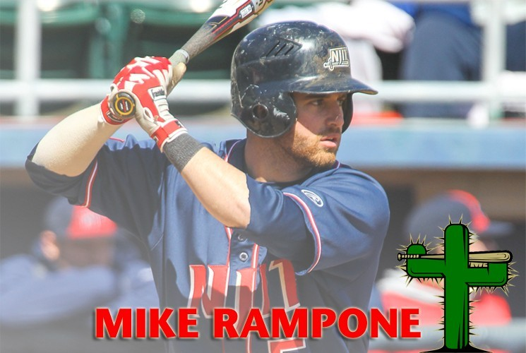 9e1ca2e806105e NJIT's Mike Rampone Signs Professional Contract with Tucson Saguaros ...