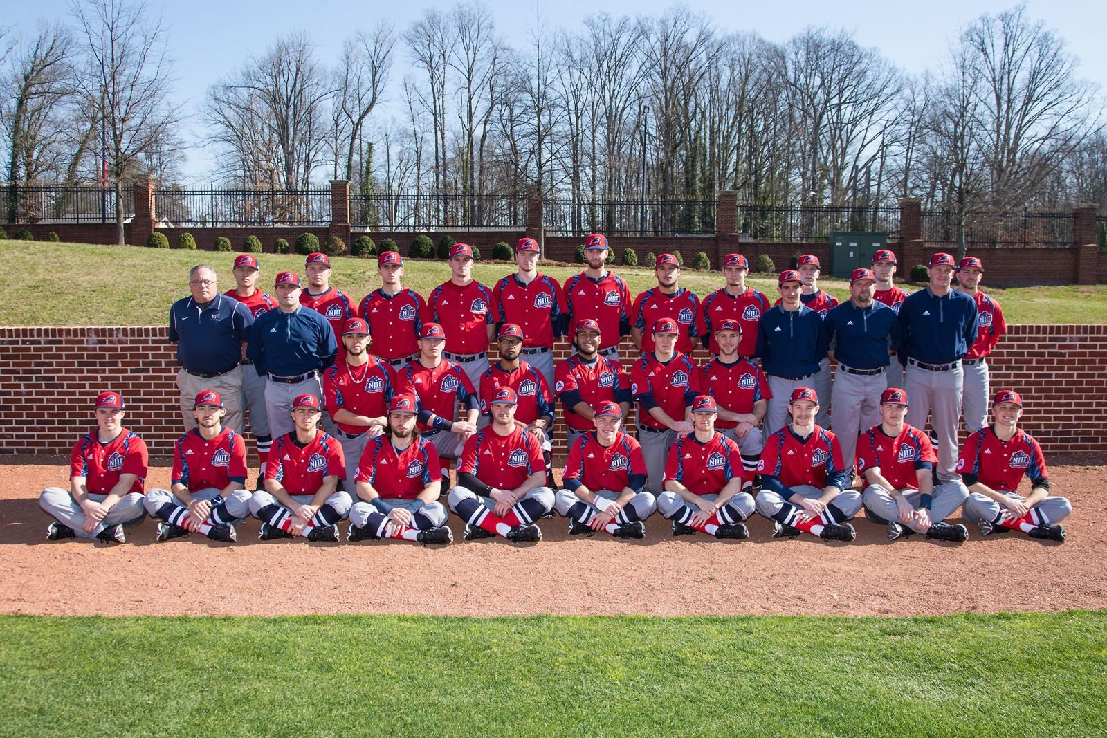 2017 Baseball Roster New Jersey Institute Of Technology Athletics