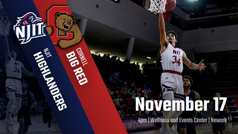 official photos 5767f e7e6e NJIT Seeks 5-0 Start Against Cornell on Saturday - New ...
