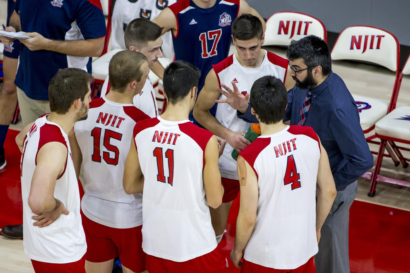 Njit Calendar Fall 2020 Men's Volleyball Welcomes Six for 2020 Season   New Jersey