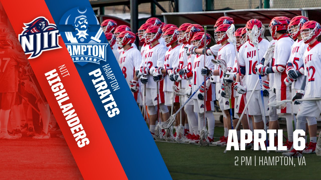 36b95ea0e472 Matchup With Hampton Awaits Men s Lacrosse In Virginia - New Jersey ...