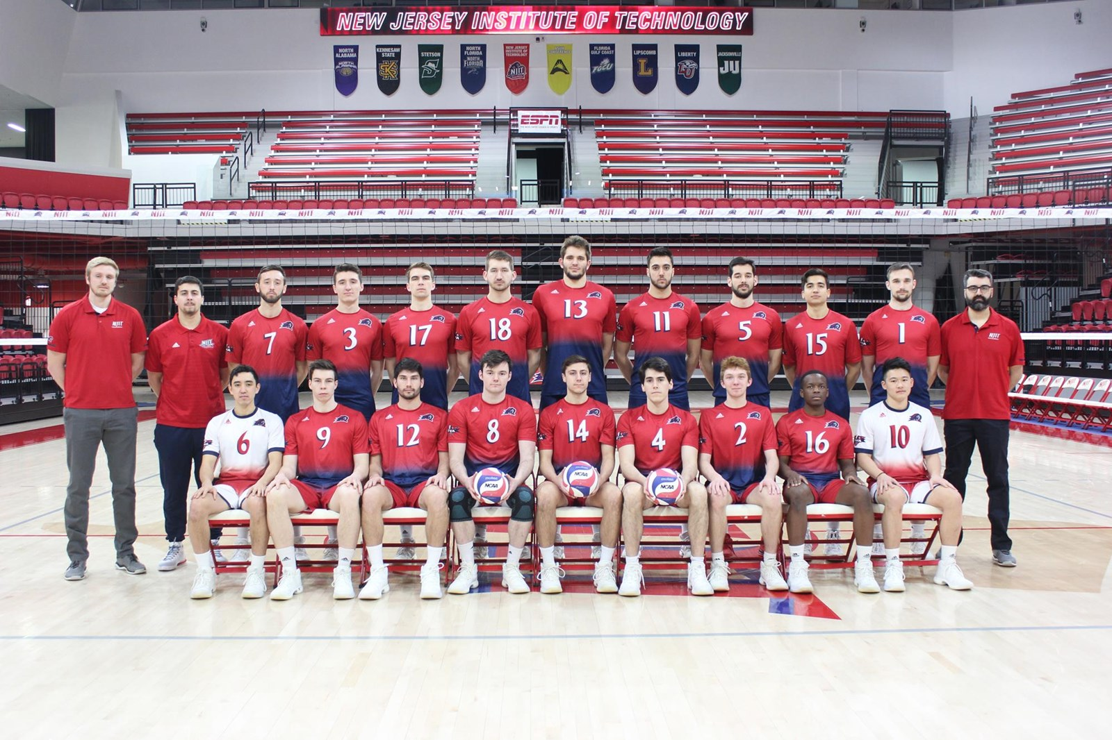 bd611701e 2019 Men's Volleyball Roster - New Jersey Institute of Technology ...