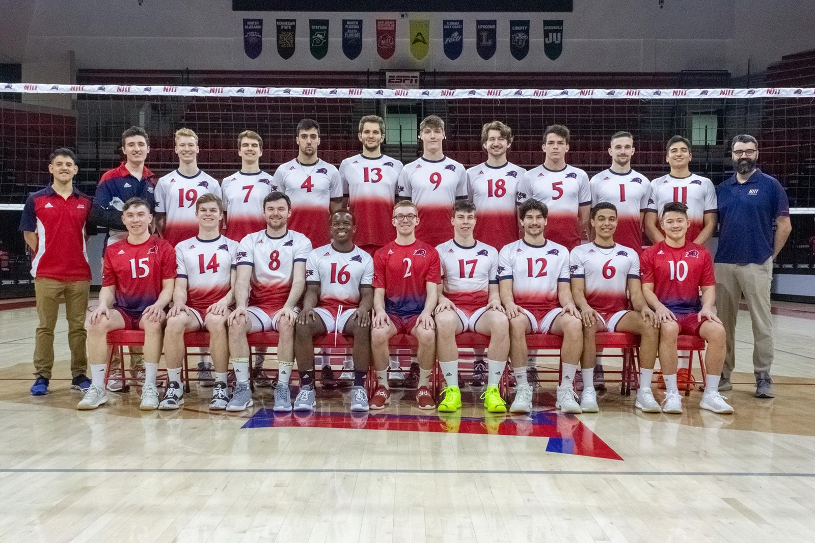 2020 Men S Volleyball Roster New Jersey Institute Of Technology Athletics