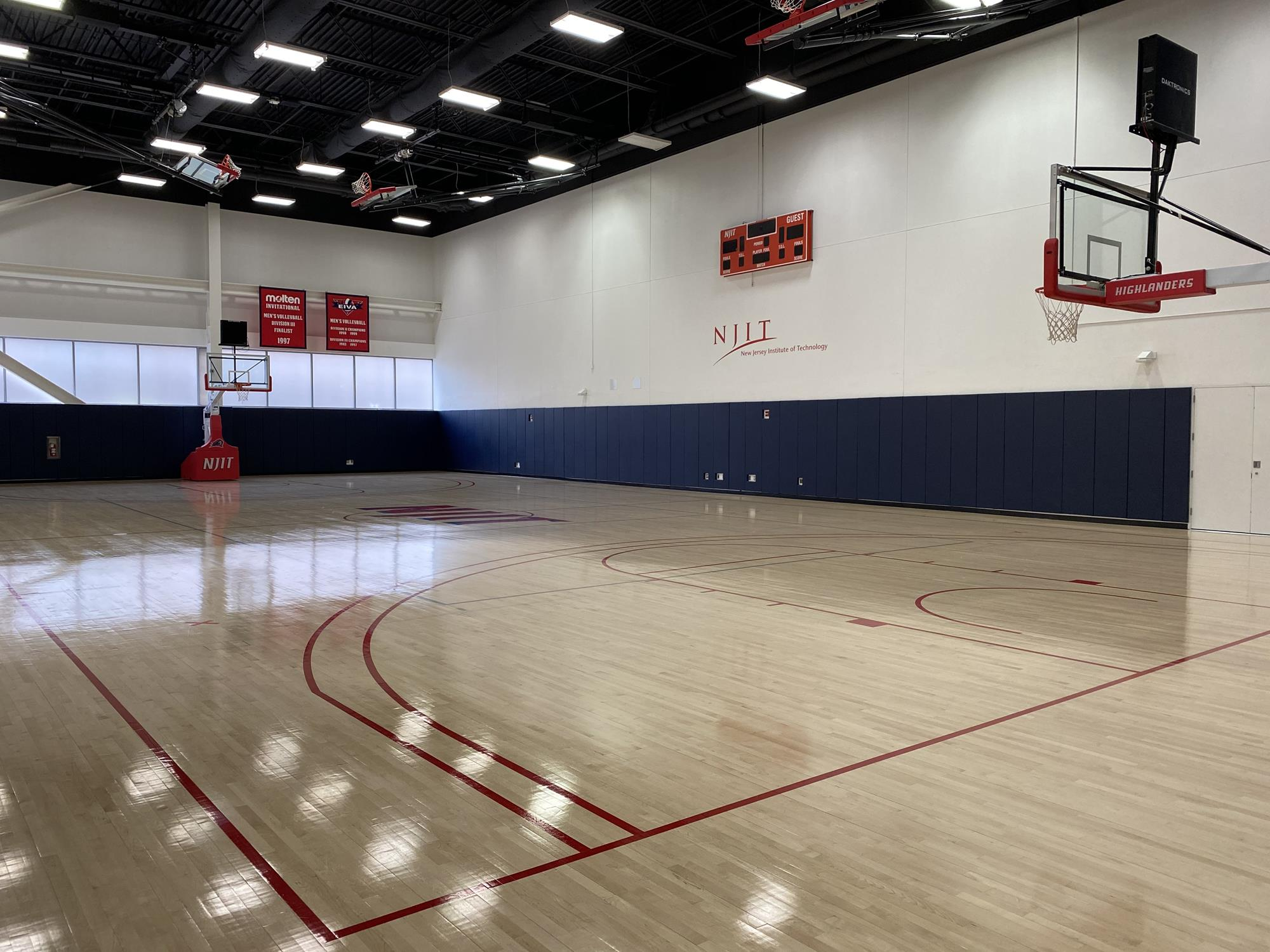 Njit Wellness And Events Center Facilities New Jersey Institute Of Technology Athletics